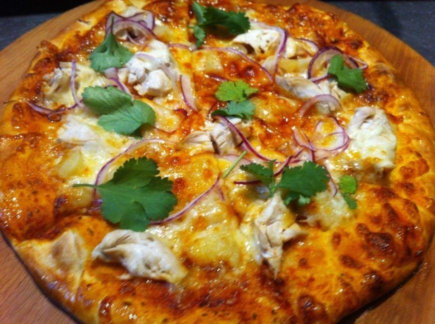 Indo Pizza