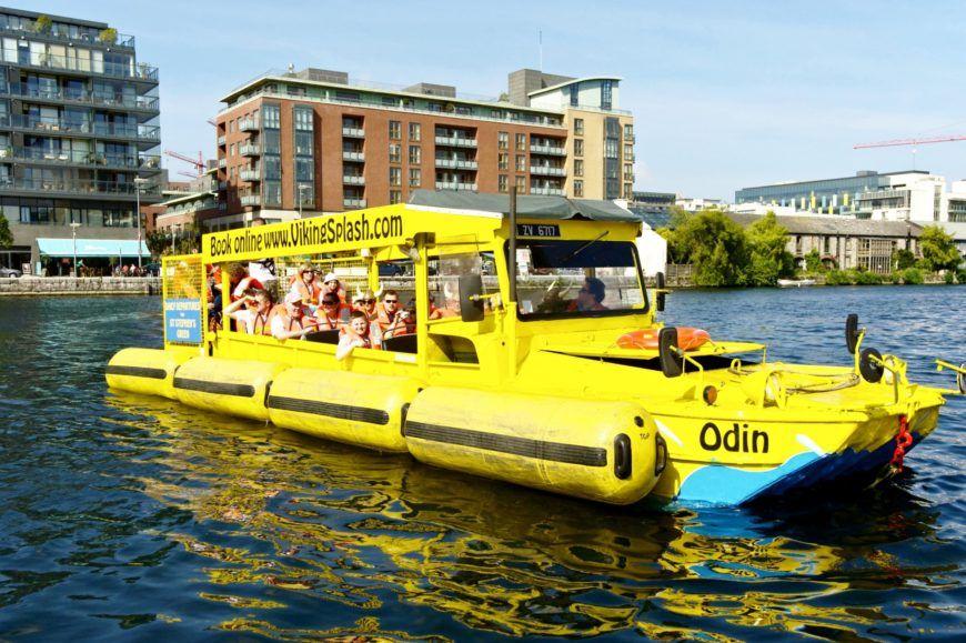 Viking Splash Tour Dublin