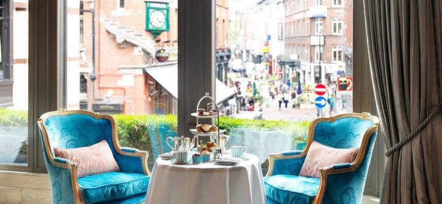 Westbury Hotel Afternoon Tea