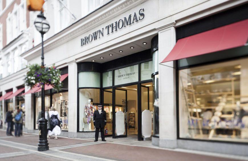 Brown Thomas Dublin Exterior 03