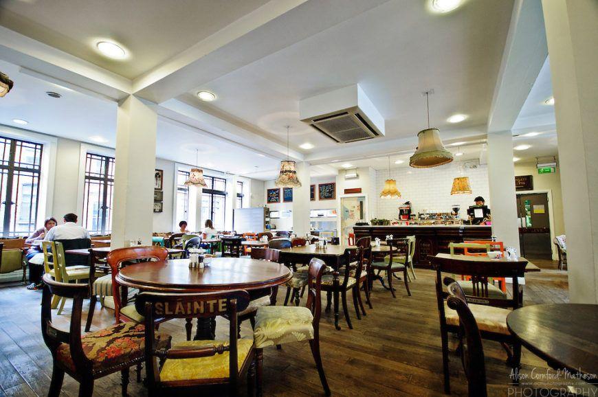 Avoca Cafe Dublin Suffolk St