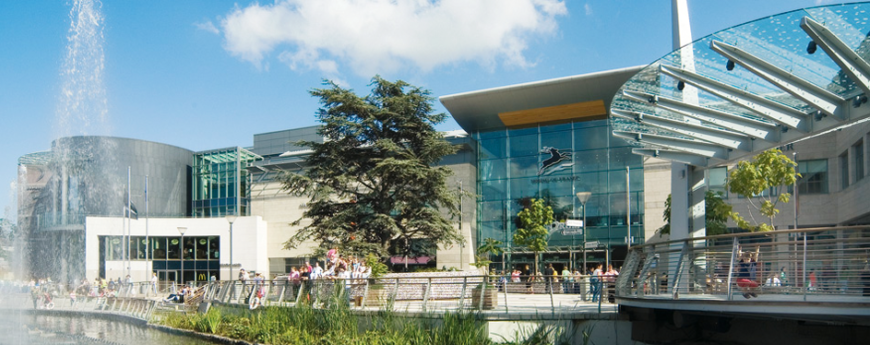 Dundrum Town Centre Shopping