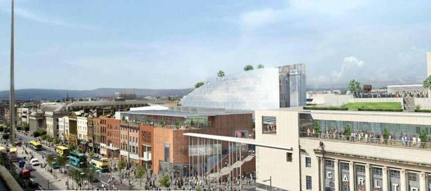 Dublin Central Plan Oconnell St