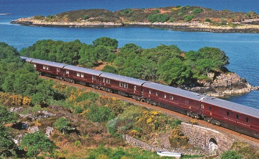 Ireland First Luxury Sleeper Train 1