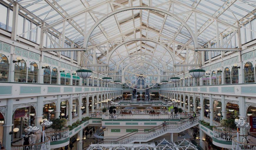 Stephens Grene Shopping Centre Dublin