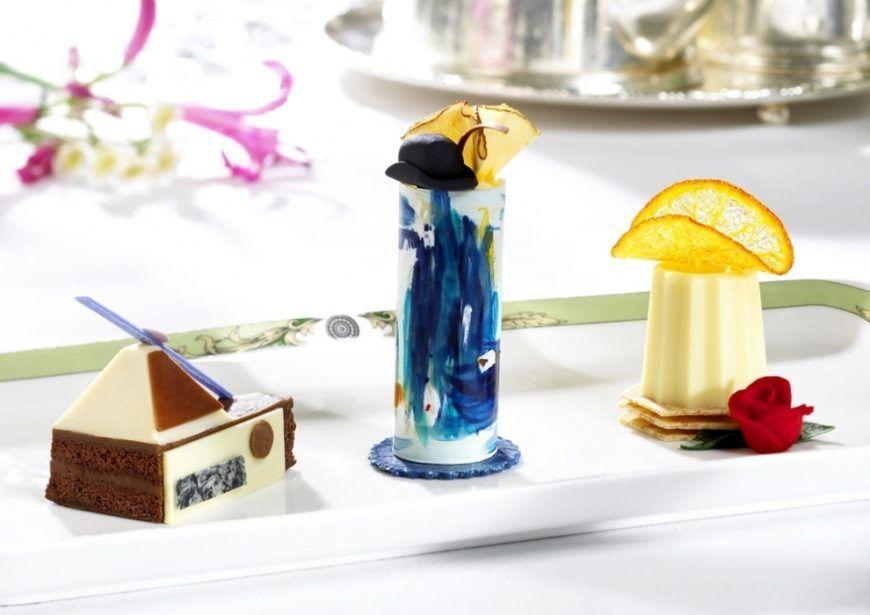 7  Merrion Hotel Art Tea