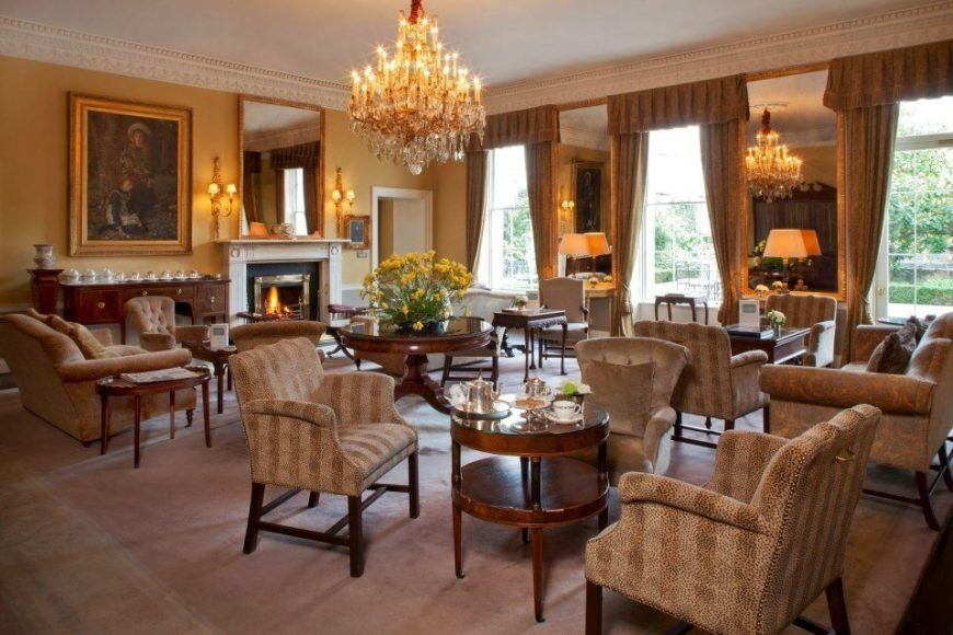 7 Merrion Hotel Drawing Room