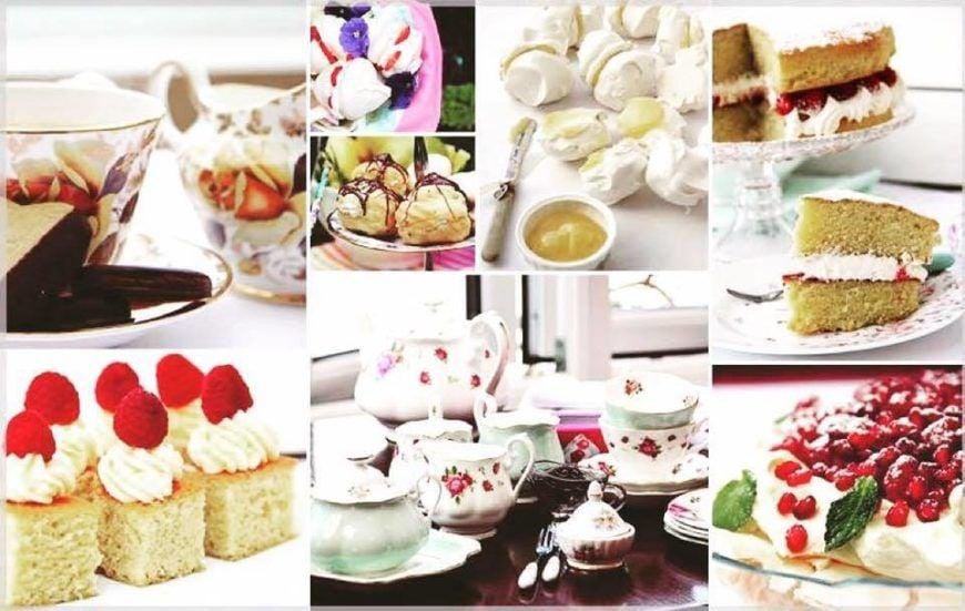 3  Ariel House Afternoon Tea