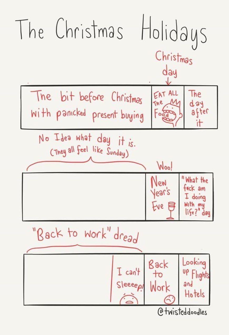 Ths Christmas Holidays