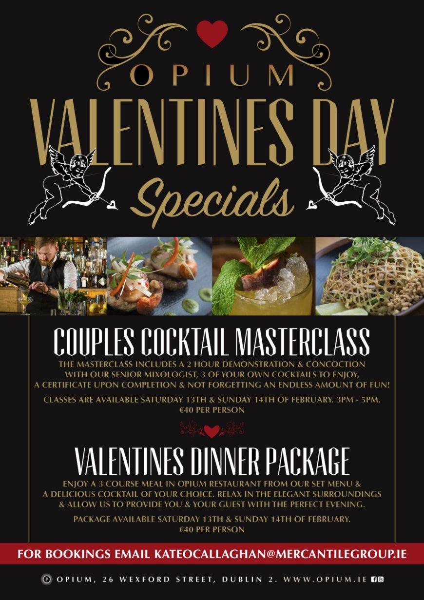 Opium Valentines Offers 1