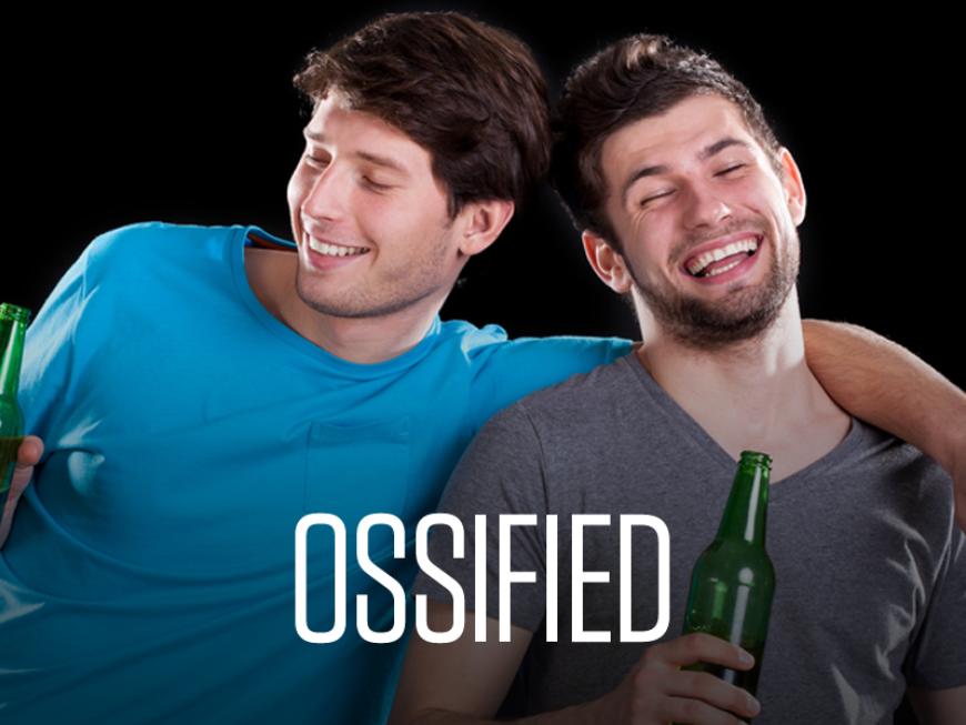 Ossified