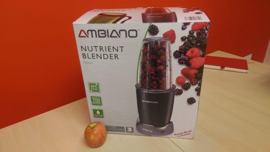 Aldi's 'Nutrient-Blender' Is Three Times Cheaper Than A