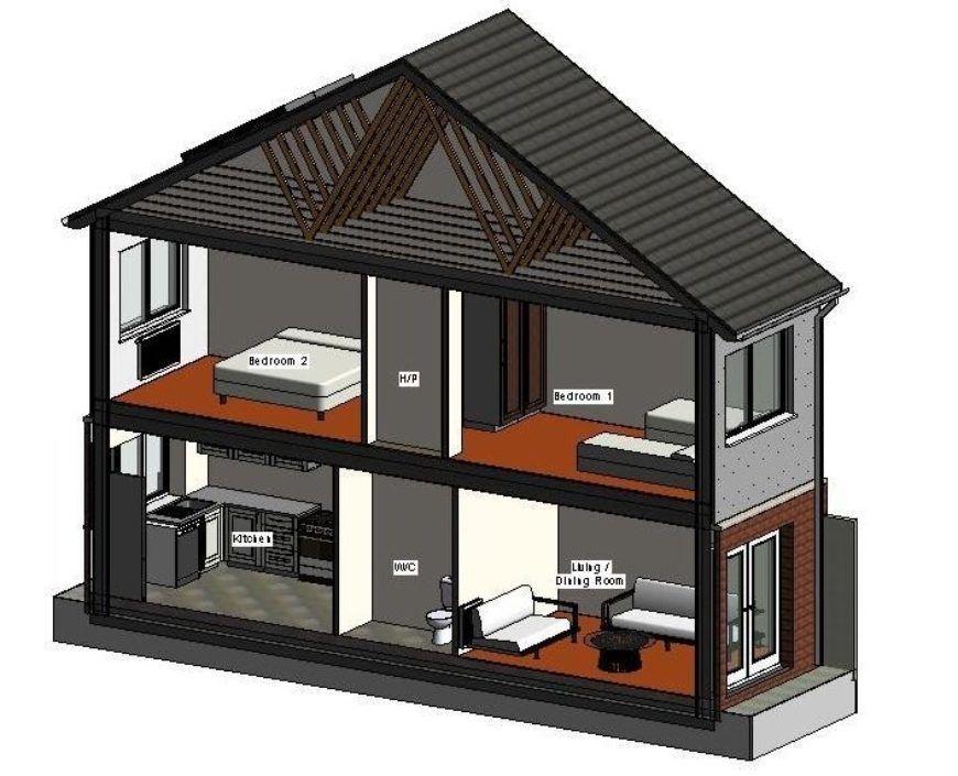 Modular Housing 1