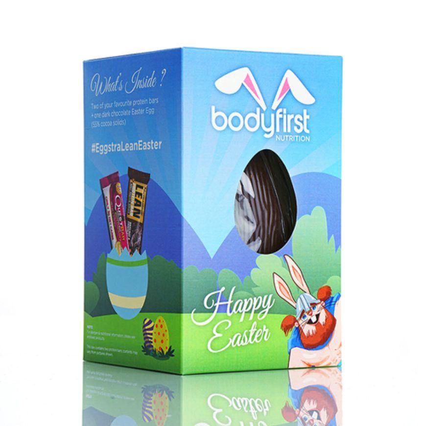 Protein Bar Easter Egg