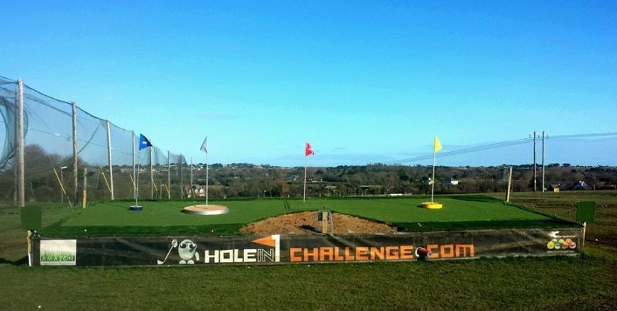 Hole In 1 Challenge