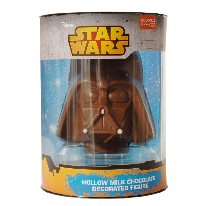 Marks And Spencer Star Wars Darth Vader Easter Egg Product Review Good Housekeeping 01