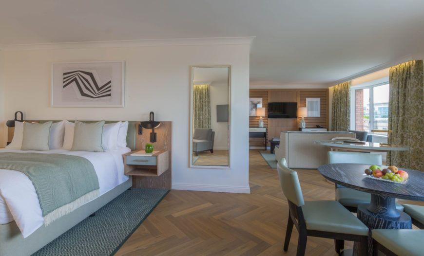 Deluxe Suite Full Room