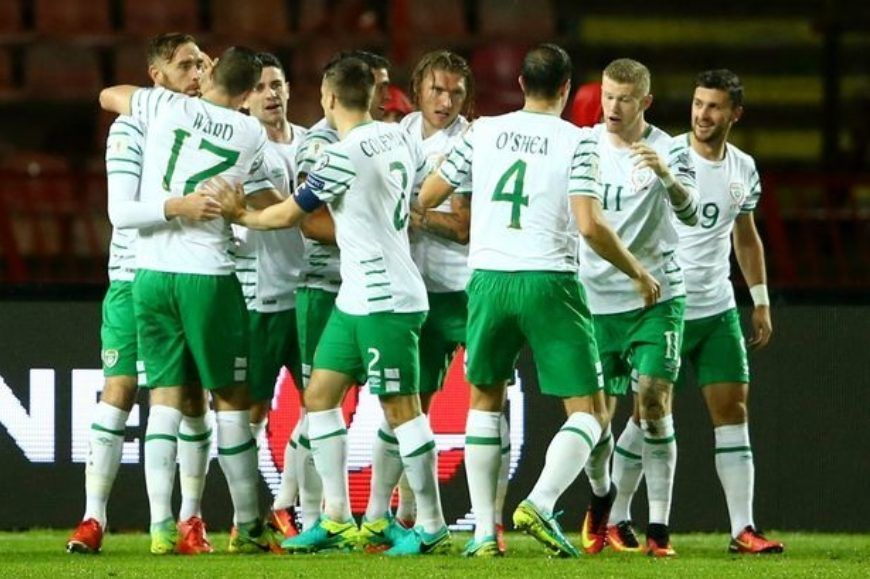 Serbia V Republic Of Ireland World Cup 2018 Qualifying