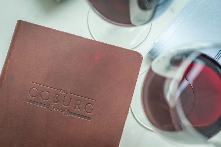 The Coburg Brasserie Drinks Menu