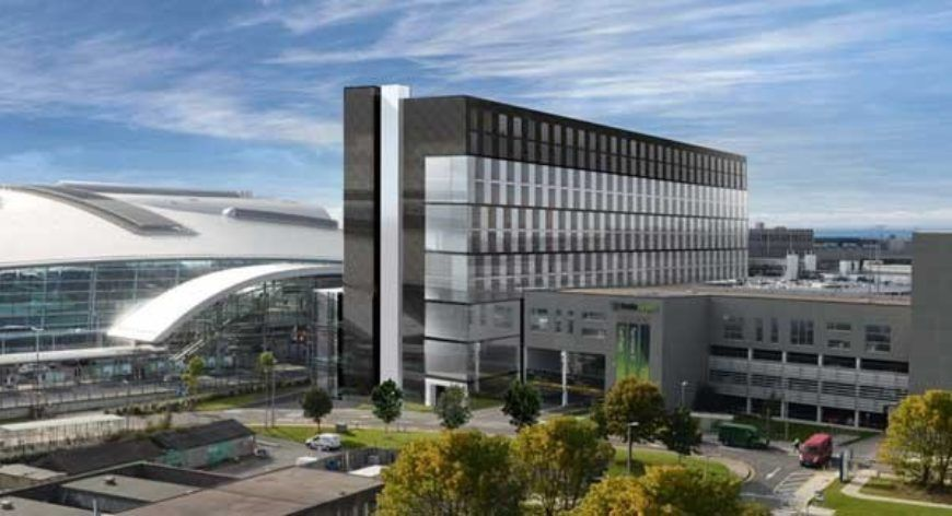 Dublin Airport Hotel T2 Artists Impression Large