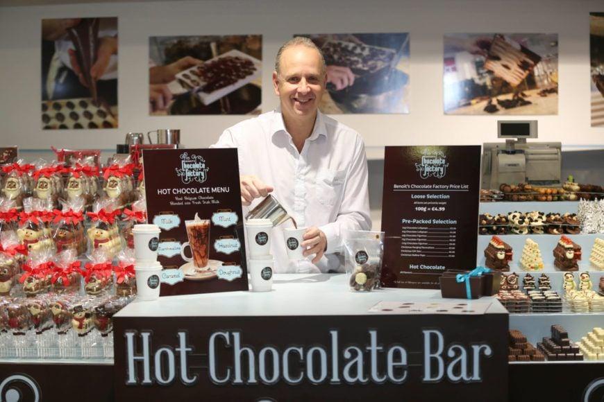 Benoits Chocolate Factory 2