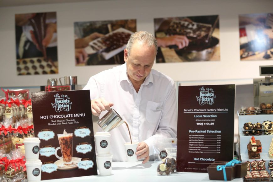 Benoits Chocolate Factory