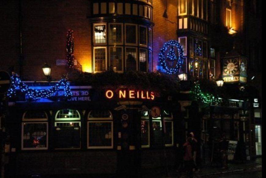 Christmas At Oneills 1