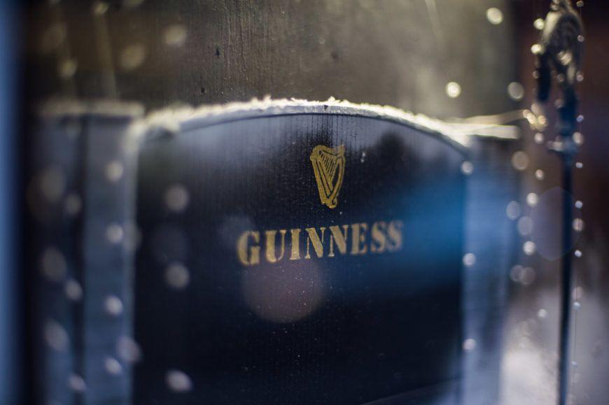Guinness Gates