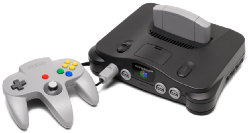 N64With Controller 530X