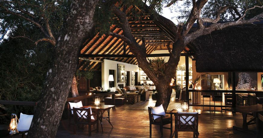 Londolozi Tree Camp Main Lodge Sabi Sands