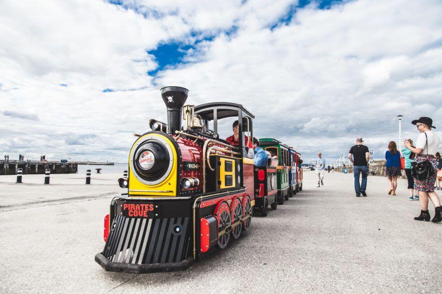 Dun Laoghaire Train