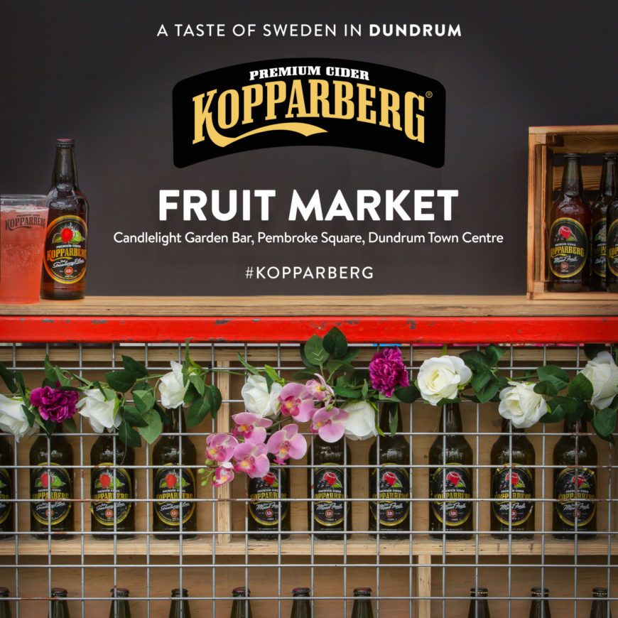 Kopparberg X Dundrum Artwork Final