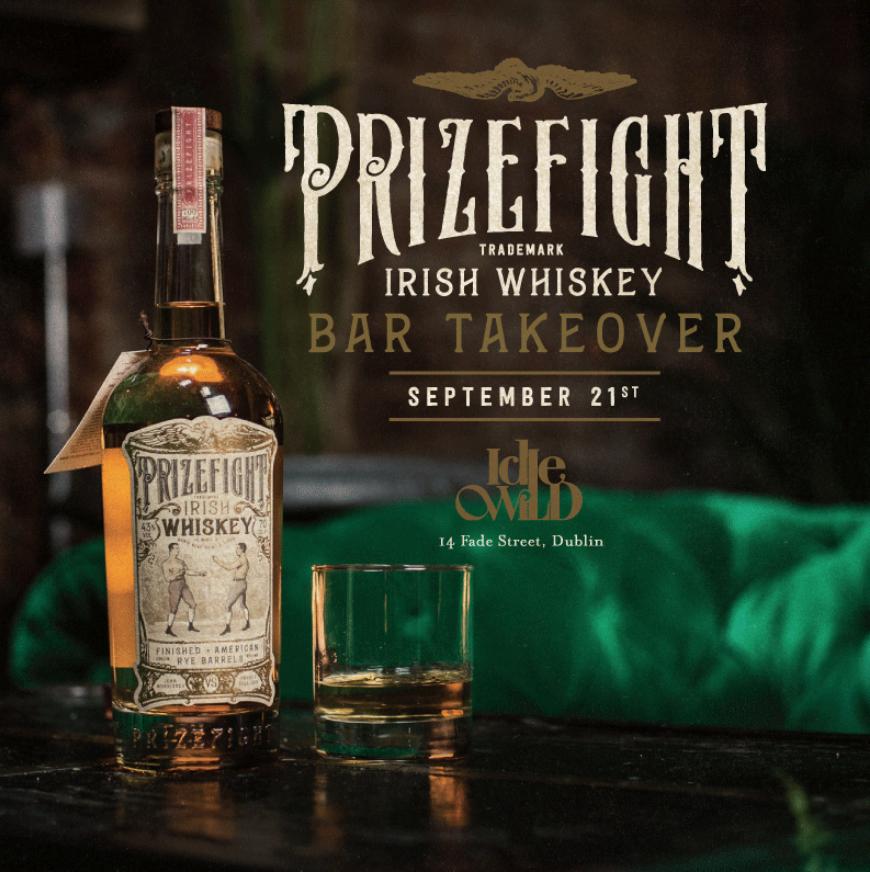 Prizefight Whiskey Takeover