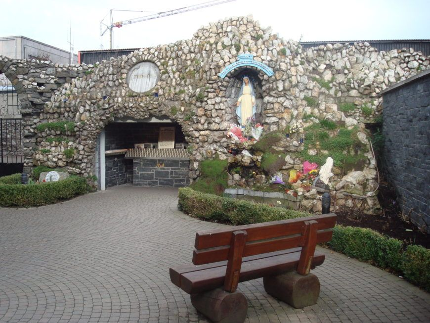 St  Catherines Meath Street Grotto