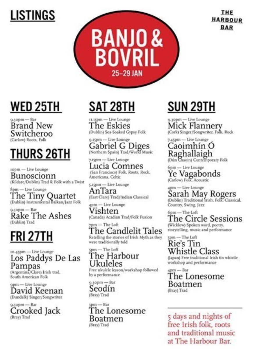Banjo And Bovril