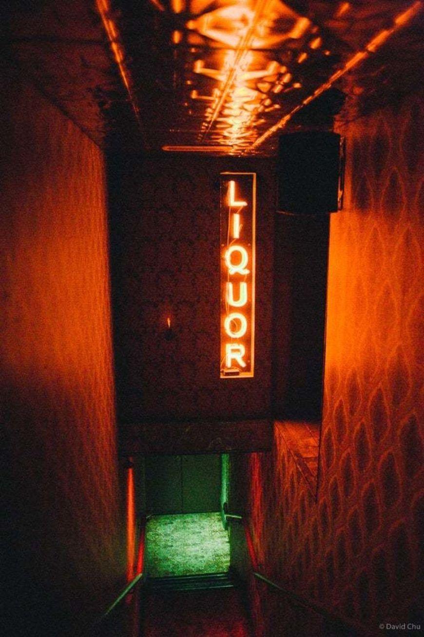 Liquor Rooms