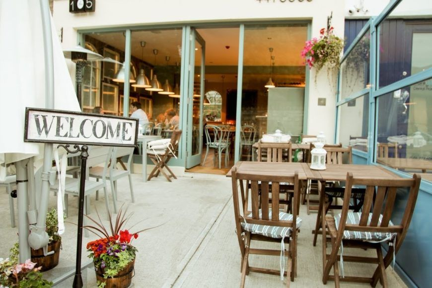 The 105 Cafe Bistro 301
