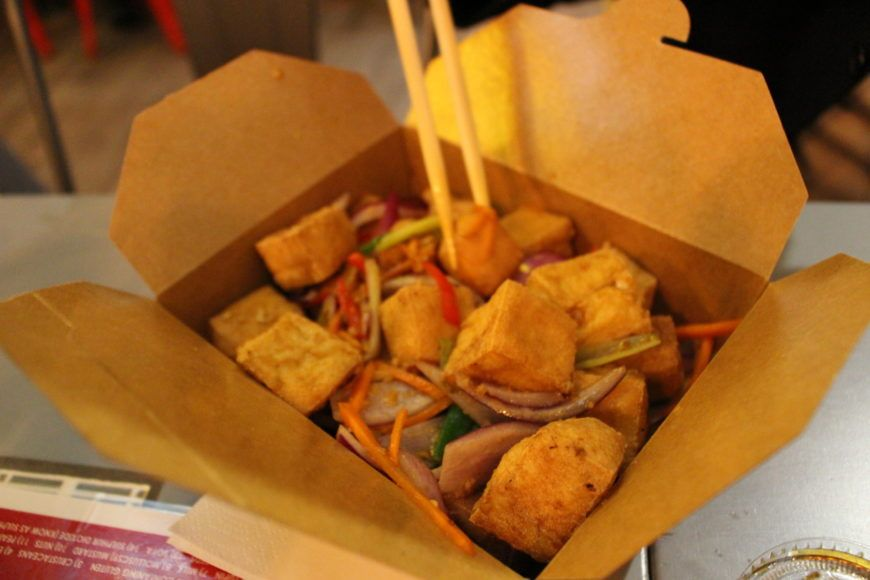 Tofu X