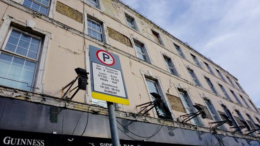 This Derelict Dublin Hotel Is Set For An Impressive 20m