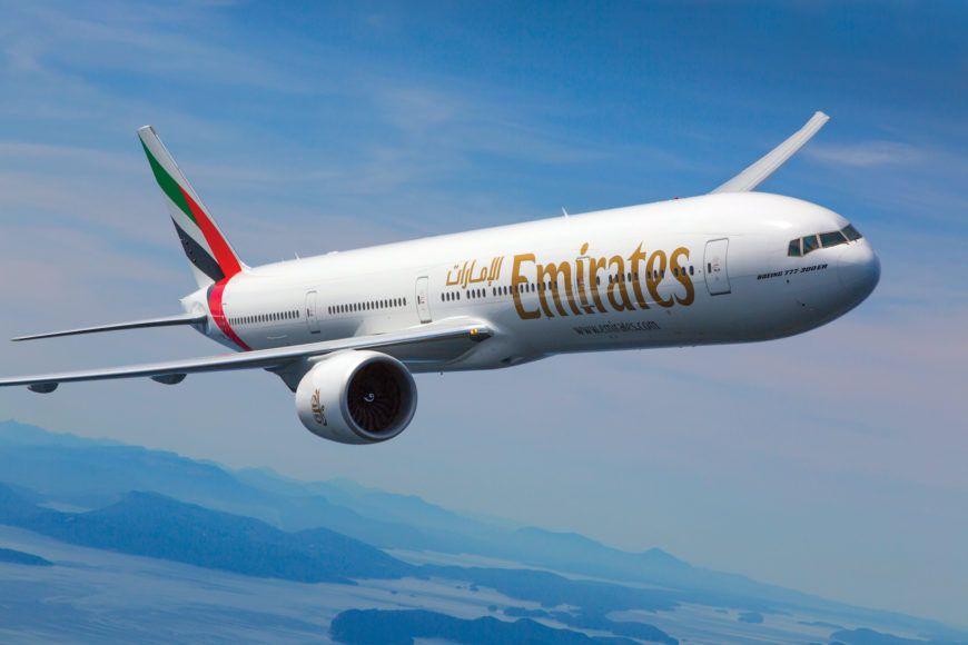 Boeing 777 300 Er Emirates