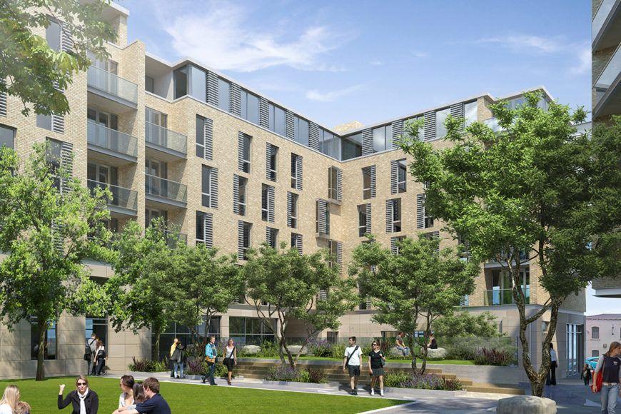 Student Apartments Dublin New Milll 8Z