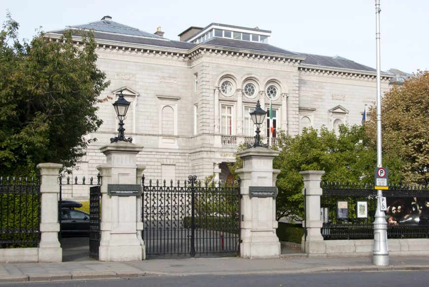 The National Gallery Of Ireland