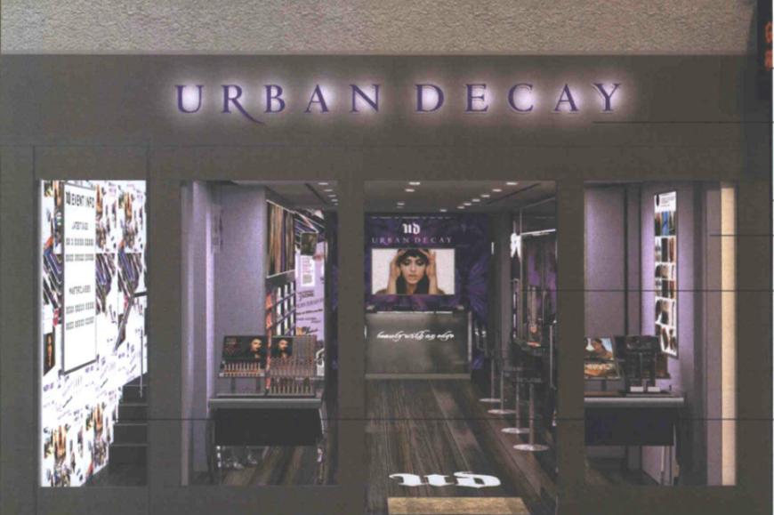 Urban Decay Grafton Street