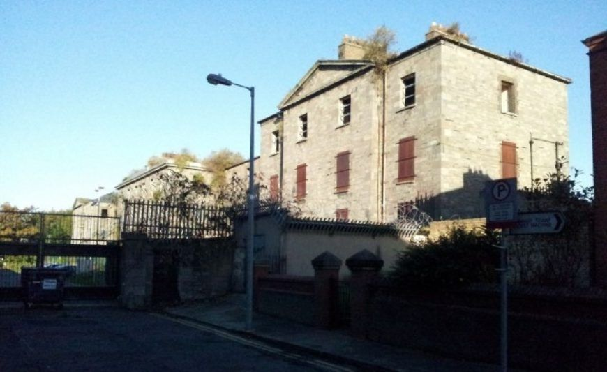 Ohd 2017 Plus  Lost Dublin Revisited Bedford Asylum Photo By Ciaran Cuffe
