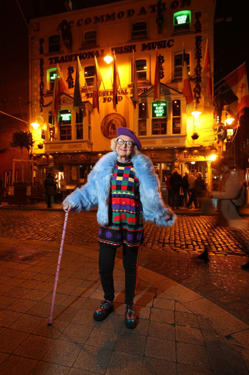 Baddie Winkle Visits Dublin 1