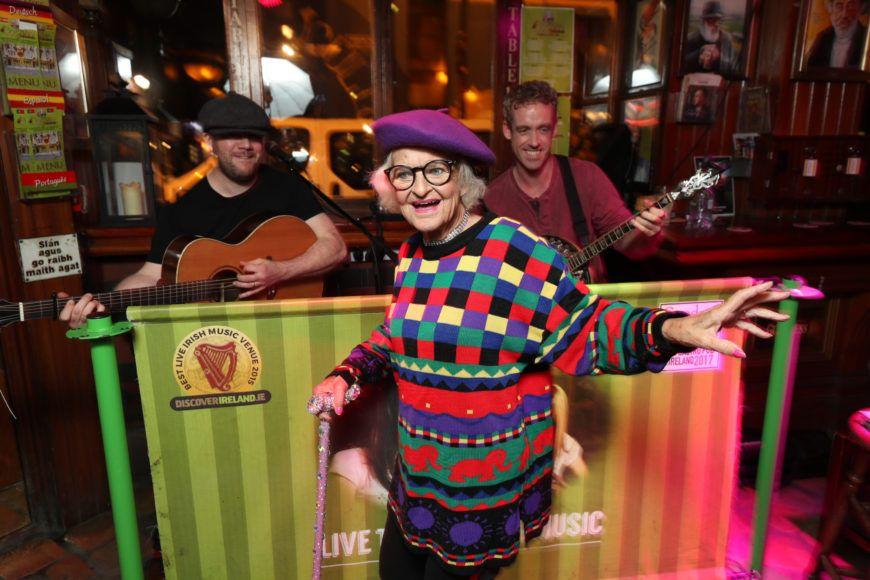Baddie Winkle Visits Dublin 7