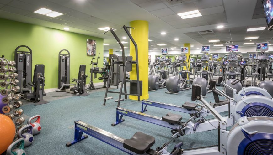 Club Vitae Gym Facilities 1 28129