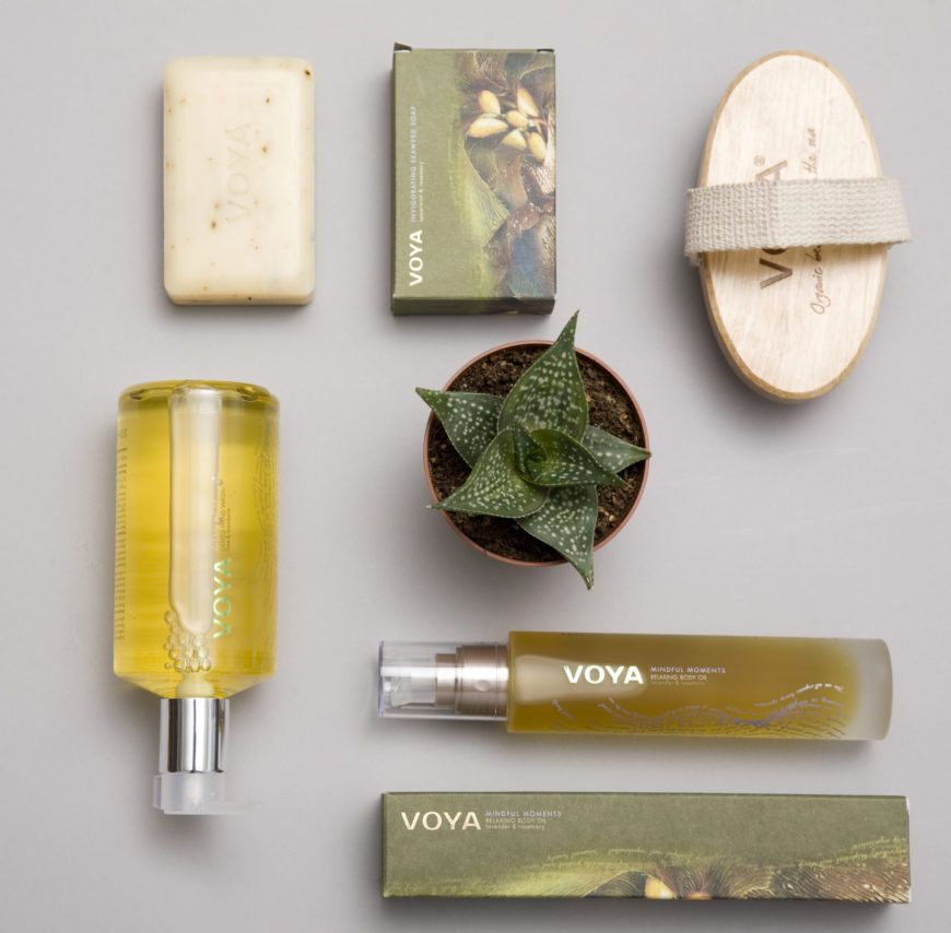 Selection Of Voya Products