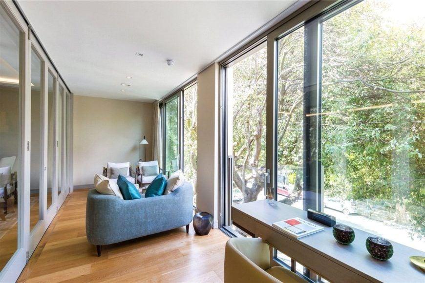 Study Living Area