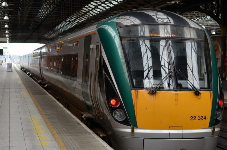 Irish Rail Non Ed